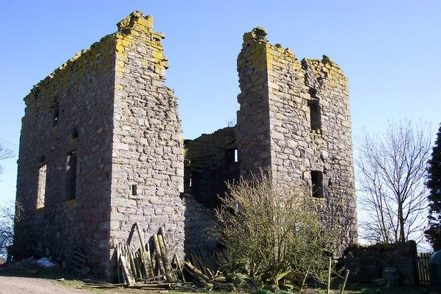 Evelick Castle