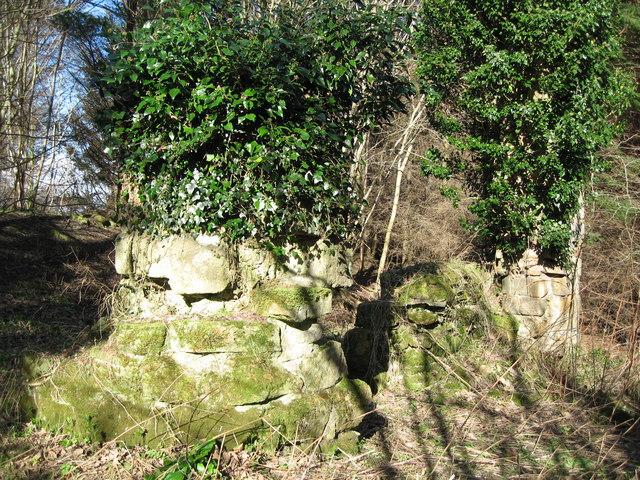 Nafferton Castle (ruins)