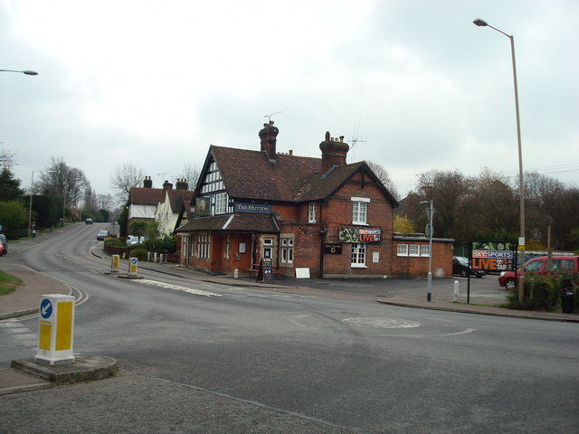 The Hutton Public House, Rayleigh Road, Shenfield