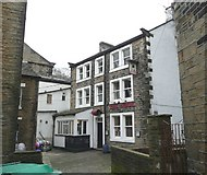 SE1408 : The Rose and Crown, Holmfirth (Wooldale) by Humphrey Bolton