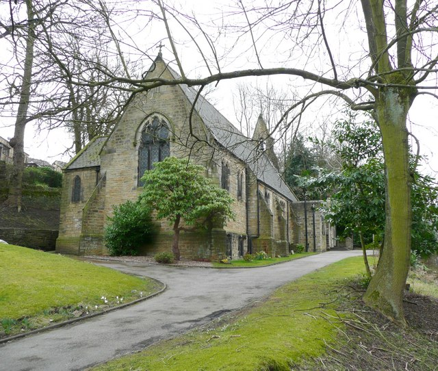 St Andrew's Church, Thongsbridge, Wooldale