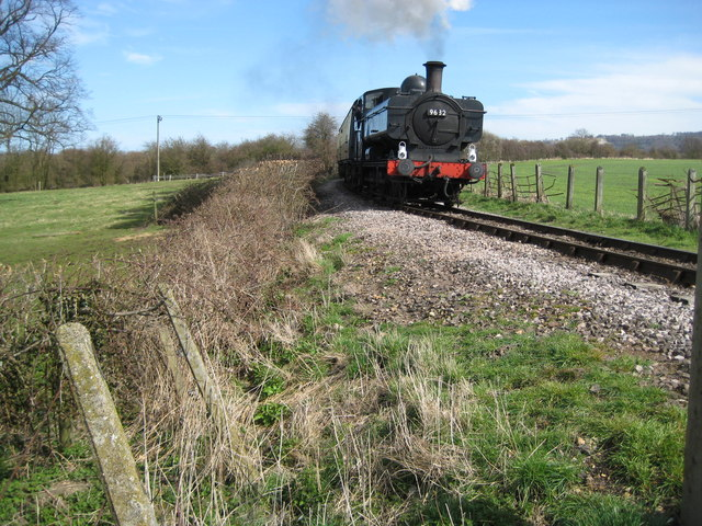 Chinnor and Princes Risborough Railway (1)