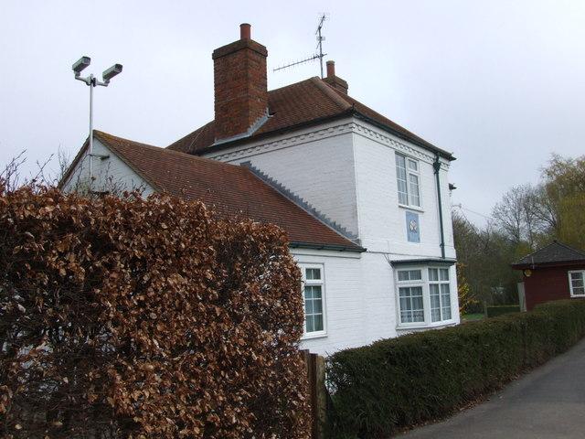 Lock keeper's cottage