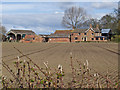 SE8731 : Brook Farm, near North Cave by Paul Harrop