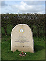 TG2724 : Memorial to those who served at RAF Coltishall by Evelyn Simak