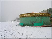 TQ3103 : Carousel, Brighton Beach by Simon Carey