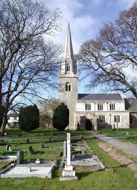 St Wilfrids Church, Brayton