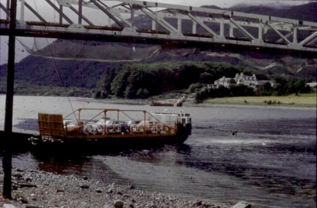 Ballachulish Ferry and Bridge