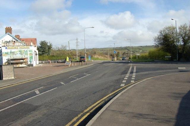 Woodburn crossroads