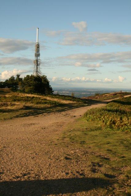 Wrekin Communication Mast