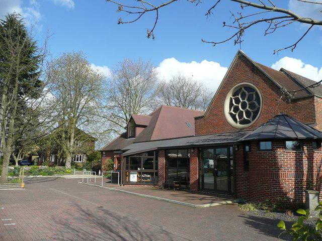 Christ Church, Flackwell Heath