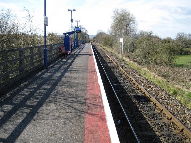 Monks Risborough railway station