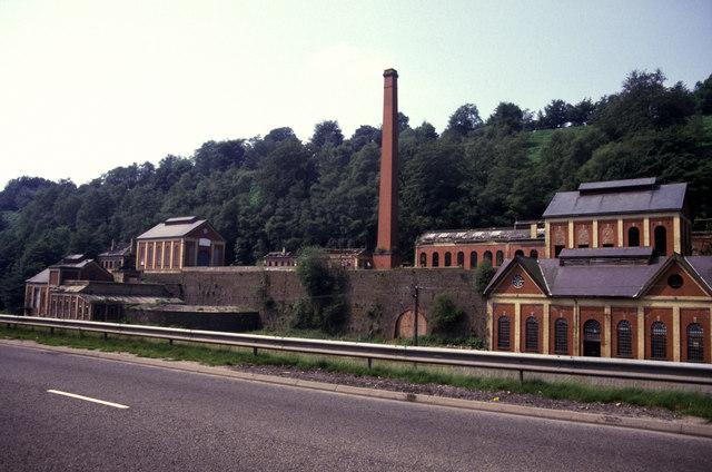 Crumlin Navigation Colliery