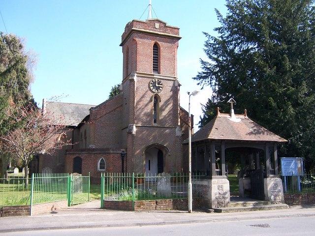 St. Paul's Church - Sarisbury Green