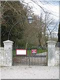 SW7340 : Gateway to Gwennap Churchyard by Rod Allday
