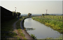 SD7909 : Manchester, Bolton and Bury Canal by Dr Neil Clifton