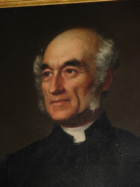 The Reverend Whitwell Elwin