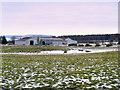 NJ3956 : Ryeriggs Farm by Ann Harrison