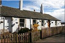 NT0683 : Blacksmith's Cottage by Anne Burgess