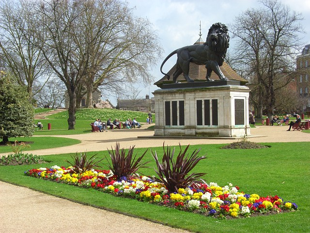 Forbury Gardens, Reading