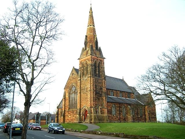 St. James's Church, Longsowerby
