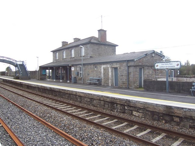 Carrick-on-Shannon Railway Station