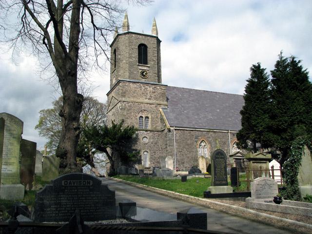 Holy Trinity Parish Church, Ballylesson [1]