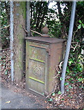 J3267 : Unknown box, Ballylesson by Rossographer