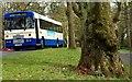 J3067 : Bus, Dixon Park, Belfast by Albert Bridge