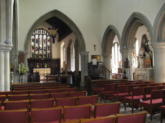 St Mary the Virgin Church, Linton