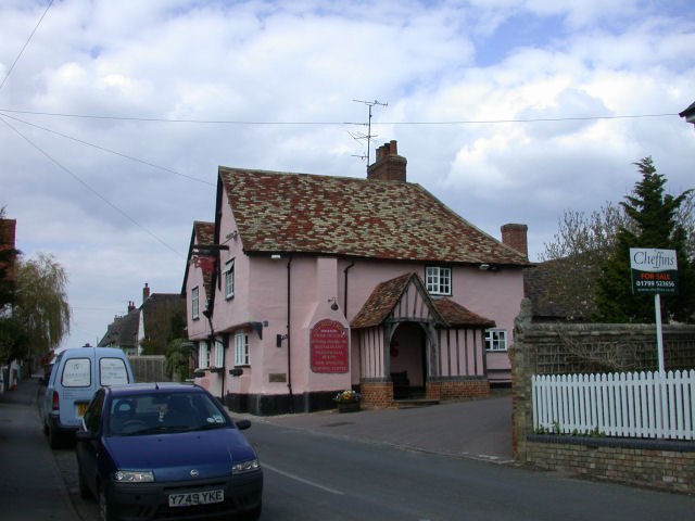 The Red Lion, Hinxton