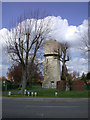 TL4849 : Sawston Water Tower by Keith Edkins