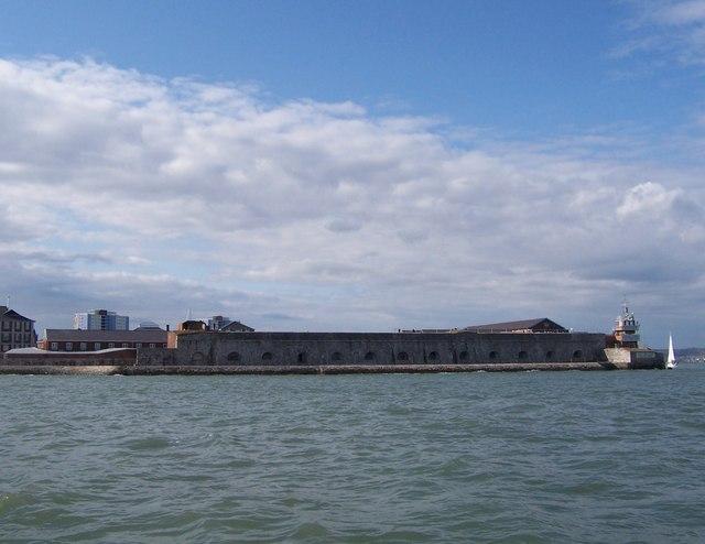 Fort Blockhouse - Gosport