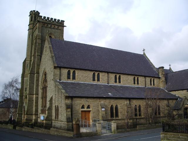 The Parish Church of St Stephen, Burnley