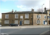 SE1321 : The former Thornhill Arms, Church Street, Rastrick by Humphrey Bolton