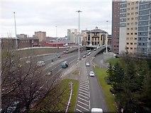 SE3034 : Leeds Inner Ring Road by Rich Tea