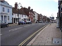 SU5806 : High Street looking South - Fareham by Colin Babb