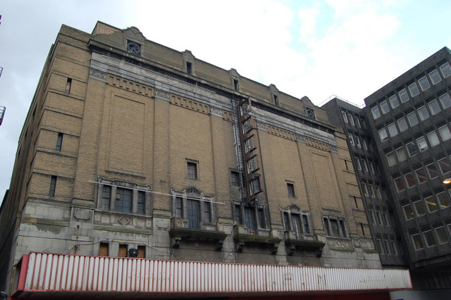Old Odeon, Pilgrim Street, Newcastle upon Tyne