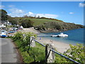 SW7626 : Helford Passage by Rod Allday
