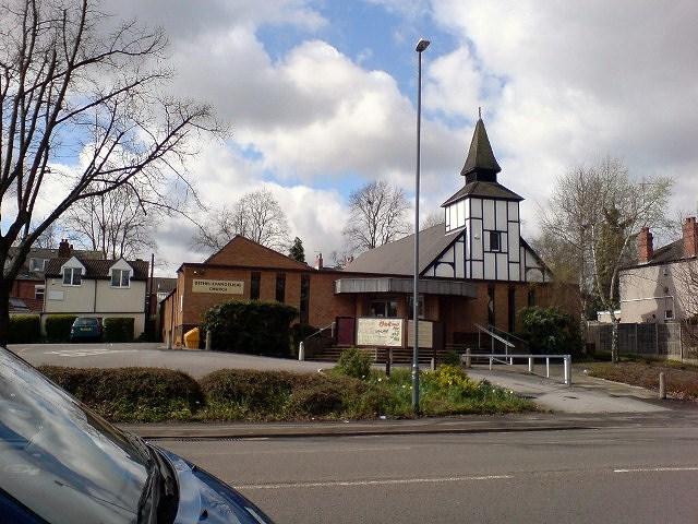 Bethel Evangelical Church, Spon End