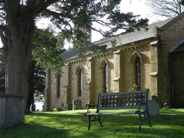 Tasley church