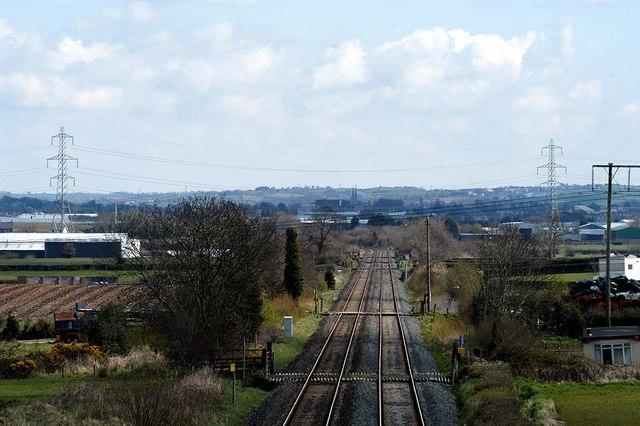 Railway Lines, Moyrusk Road