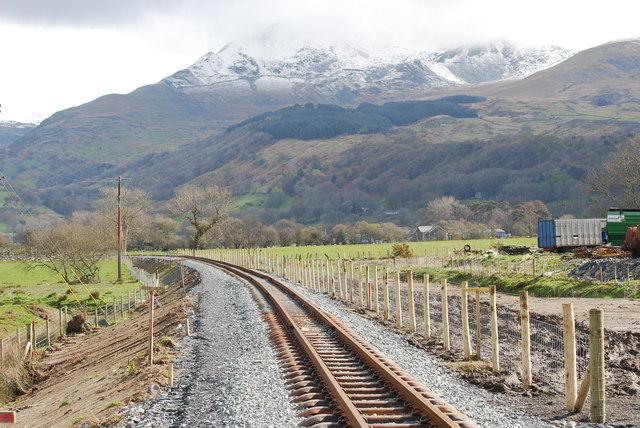 Rheilffordd Eryri - Welsh Highland Railway
