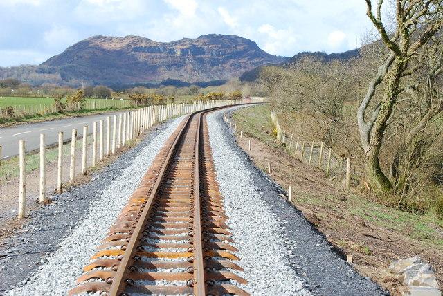 Rheilffordd Eryri Porthmadog Welsh Highland Railway