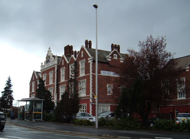 Crewe Arms Hotel
