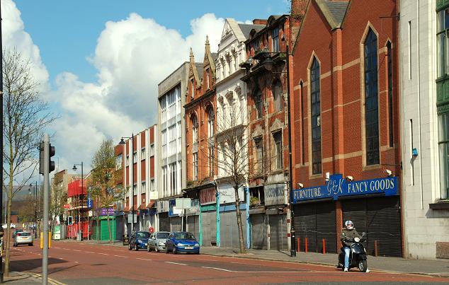 North Street, Belfast