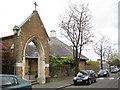 TQ4081 : Custom House: St Anne's Roman Catholic Church by Nigel Cox