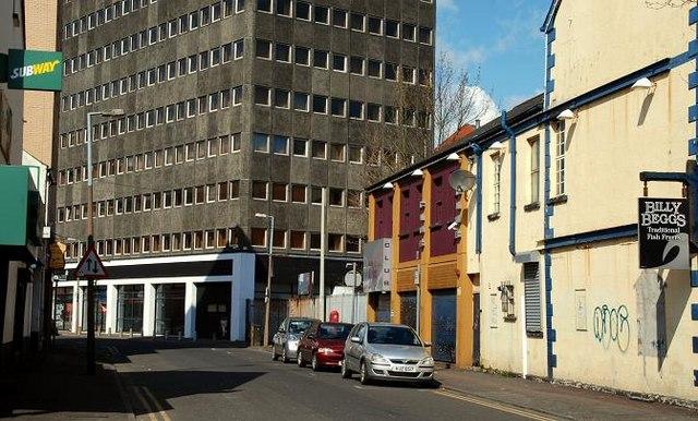 Ventry Street, Belfast