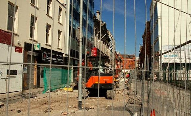 Arthur Street, Belfast