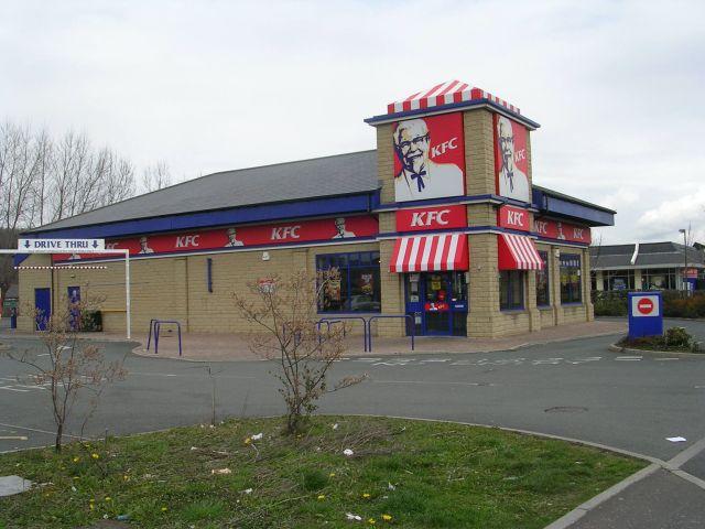 KFC - Leeds Road